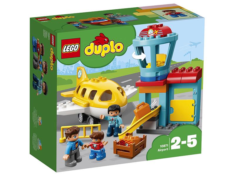 Конструктор Lego Duplo Аэропорт 10871