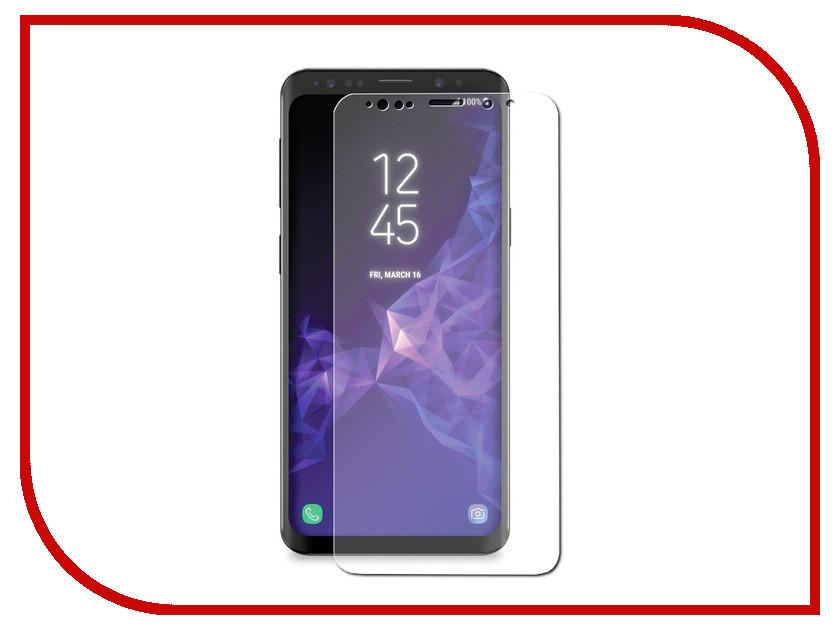 Аксессуар Защитная пленка Samsung Galaxy S9 Plus Red Line TPU Full Screen аксессуар защитная пленка samsung galaxy tab e 9 6 red line