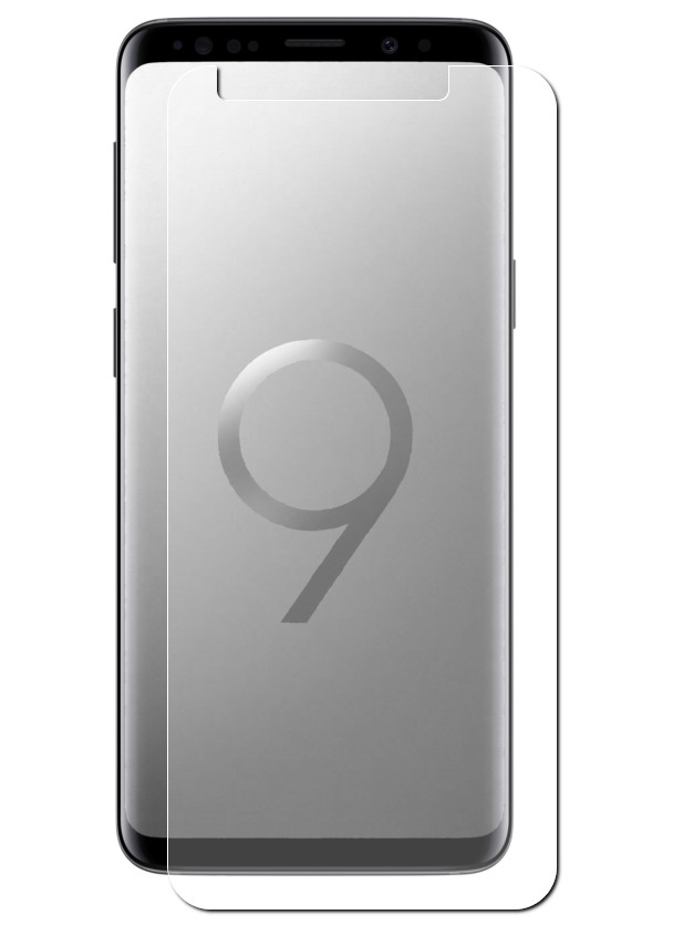 Аксессуар Защитная пленка Red Line для Samsung Galaxy S9 TPU Full Screen УТ000014588 аксессуар гибридная защитная пленка для samsung galaxy j8 2018 red line ут000015487