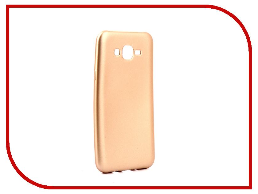 Аксессуар Чехол Samsung Galaxy J7 Neo J701 Gurdini Soft Touch Silicone Champagne аксессуар чехол samsung galaxy a7 2017 with love moscow silicone russia 5090