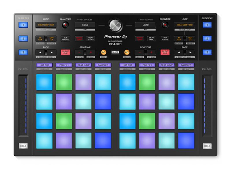 MIDI-контроллер Pioneer DDJ-XP1