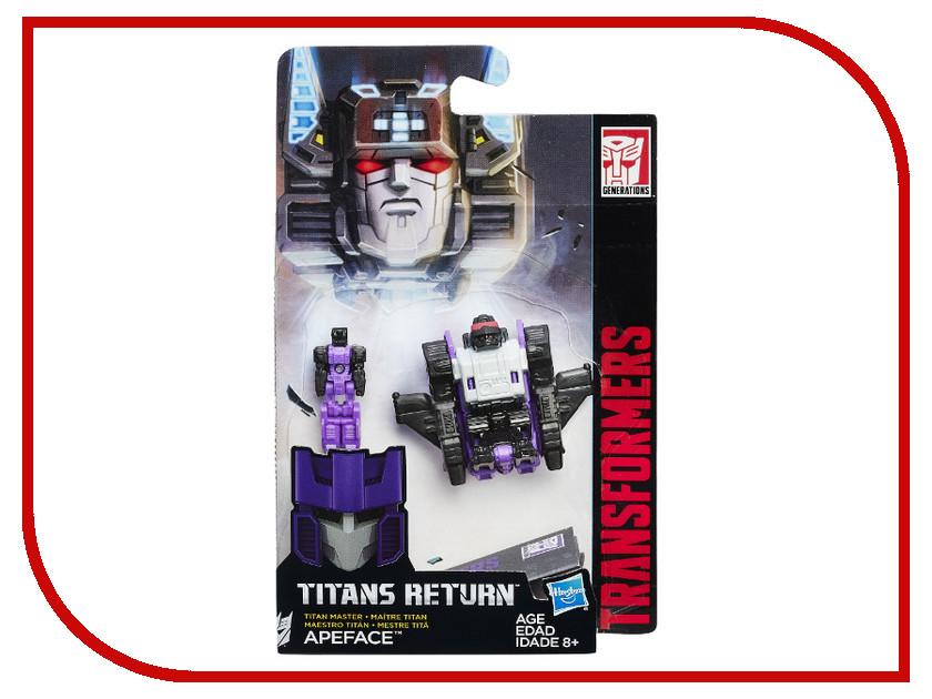 Игрушка Hasbro Трансформеры Войны титанов - Мастера титанов B4697