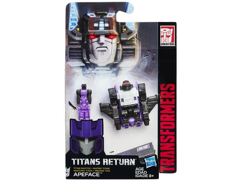 Игрушка Hasbro Transformers Эйпфейс. Мастера Титанов (Дженерэйшнс Войны Титанов) недорго, оригинальная цена
