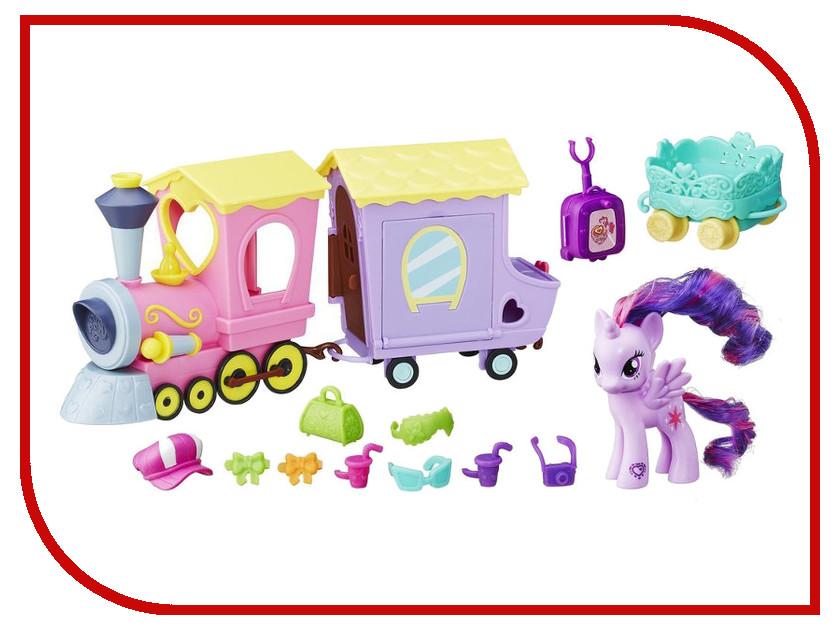 Игрушка Hasbro My Little Pony Поезд дружбы B5363 my little pony b5363 поезд дружбы