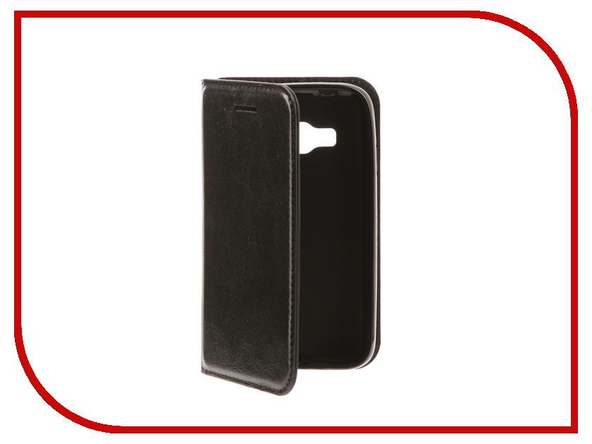 все цены на Аксессуар Чехол для Samsung Galaxy J1 Mini Prime SM-J106 Gurdini Premium Silicone Black онлайн