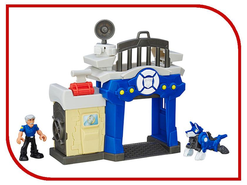 Игрушка Hasbro Playskool Heroes Трансформеры - Боты-спасатели B4963