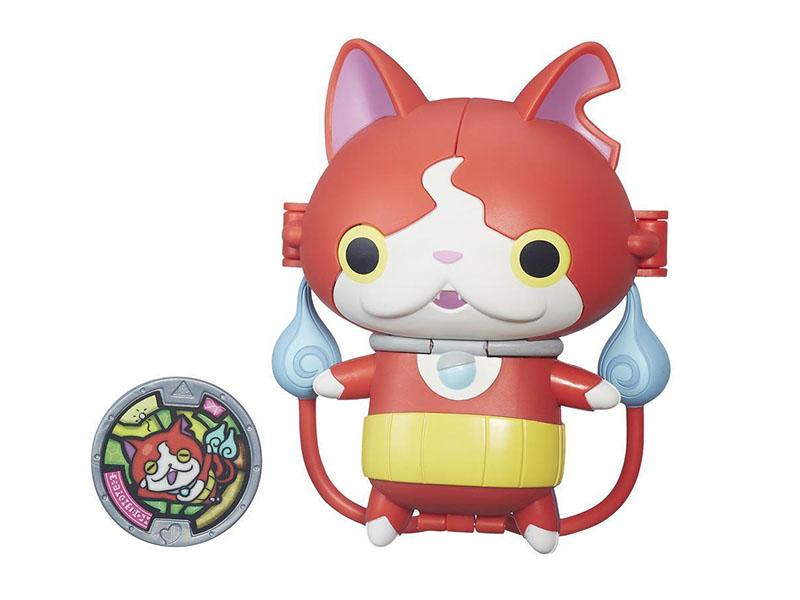Игрушка Hasbro Фигурки меняющиеся Yo-Kai Watch с медалью B5946