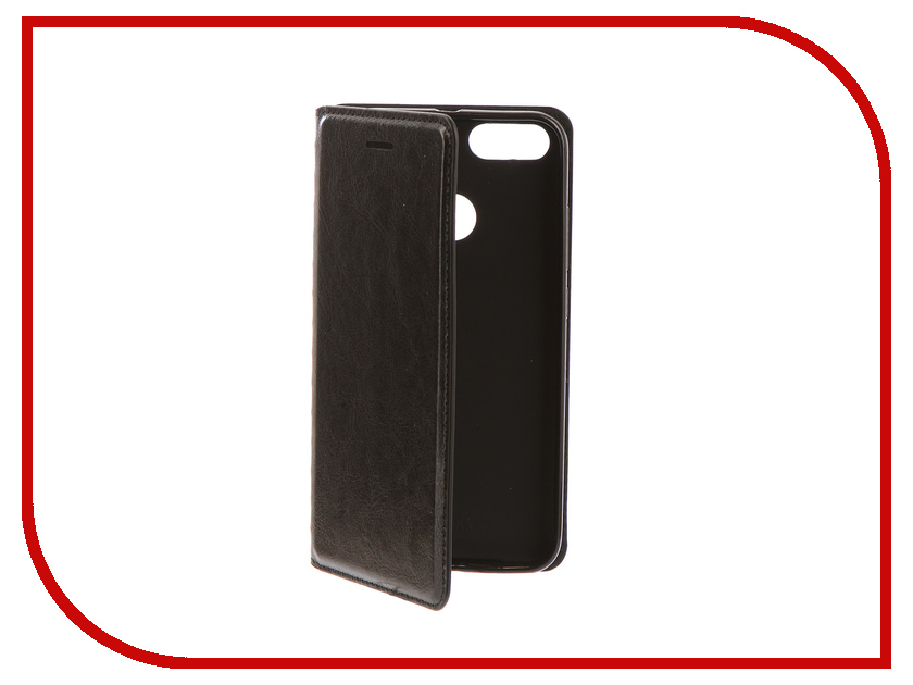 Аксессуар Чехол для Xiaomi Mi A1 / 5X Gurdini Premium Silicone Black 905252
