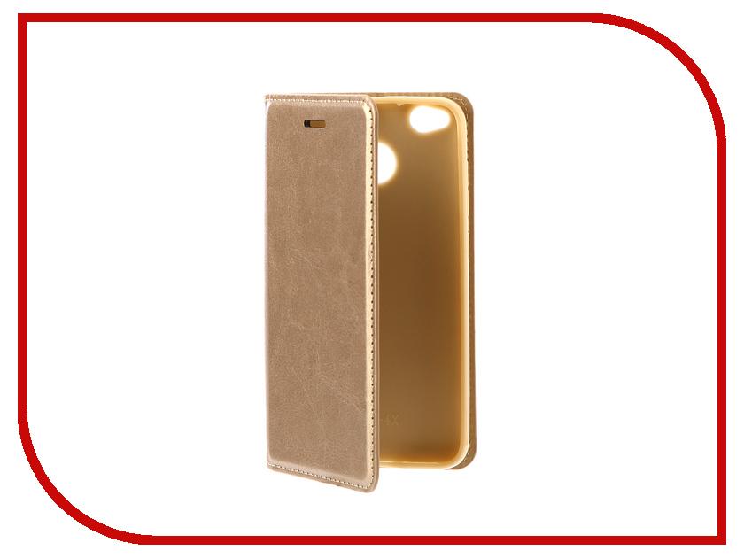 Аксессуар Чехол для Xiaomi Redmi 4X Gurdini Premium Silicone Champagne 903596 naxtop 1pc screen film for xiaomi redmi note 4x 4gb 64gb high version