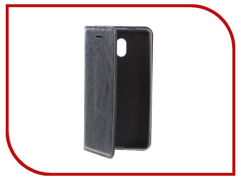 Аксессуар Чехол Nokia 3 Gurdini Premium Silicone Dark Blue nokia c5 03