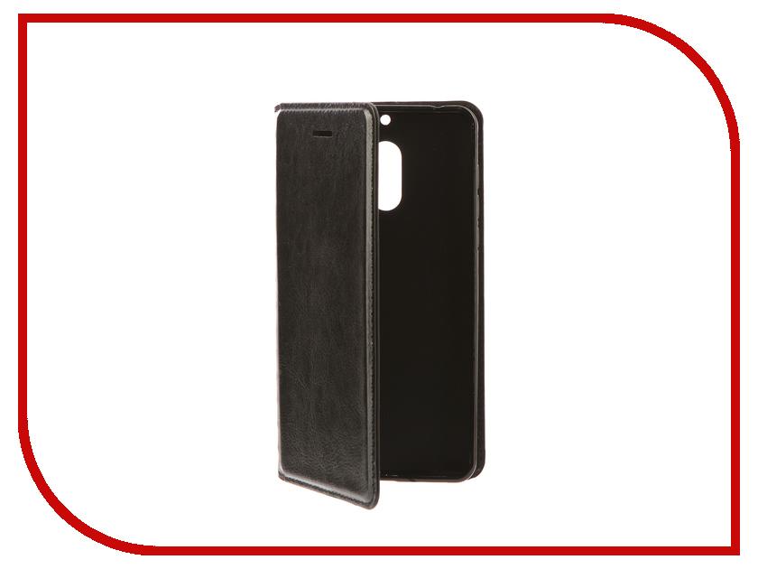 Аксессуар Чехол Nokia 6 Gurdini Premium Silicone Black nokia 6700 classic illuvial