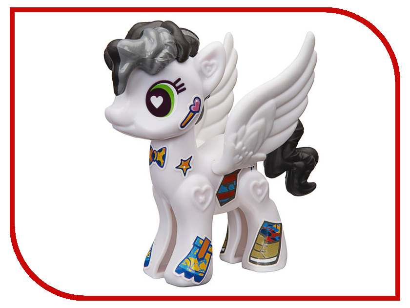 Игрушка Hasbro My Little Pony Создай свою пони B3592