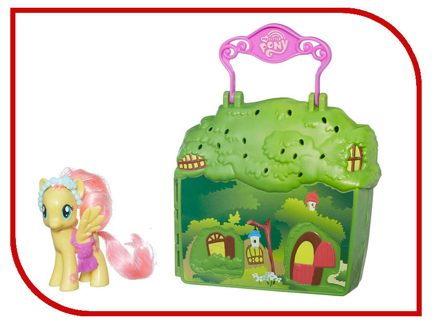 Игрушка Hasbro Мейнхеттен My Little Pony - Флаттершай B5391