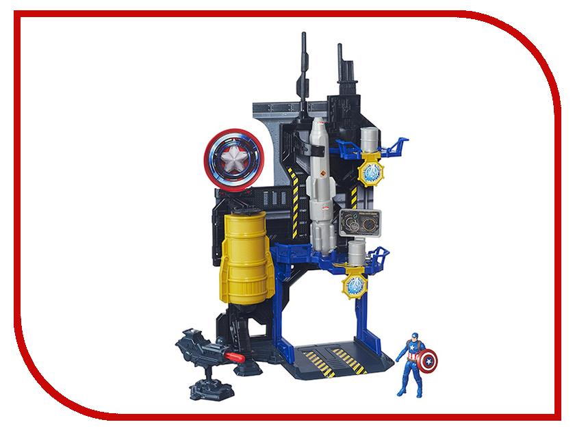 Игрушка Hasbro Первый мститель Противостояние - Башня Мстителей B5770