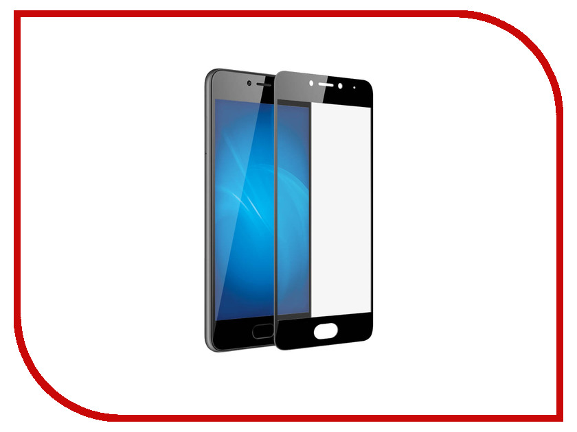 Аксессуар Защитное стекло для Meizu M5c Svekla Full Screen Black ZS-SVMZM5C-FSBL аксессуар защитное стекло для xiaomi mi a2 mi6x svekla full screen white zs svximia2 fswh