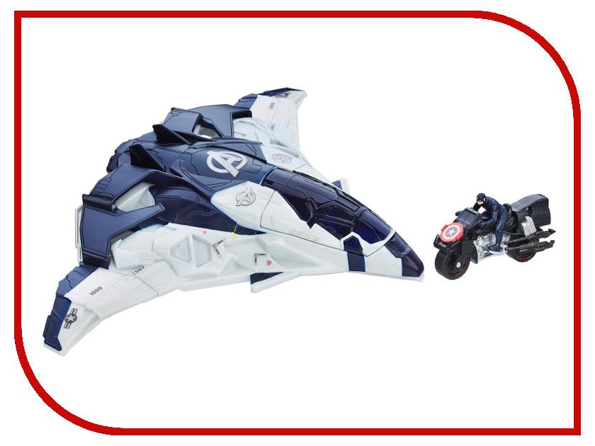 Игрушка Hasbro Первый мститель Противостояние - Самолет Мстителей B5777 [available from 10 11] bow tie male handkerchief carpenter carpenter poly 2 blue 710 1 119 blue