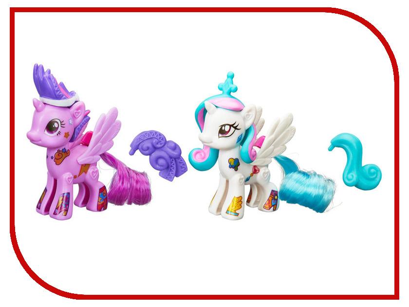 Игрушка Hasbro My Little Pony Стильная пони Создай свою пони B3589