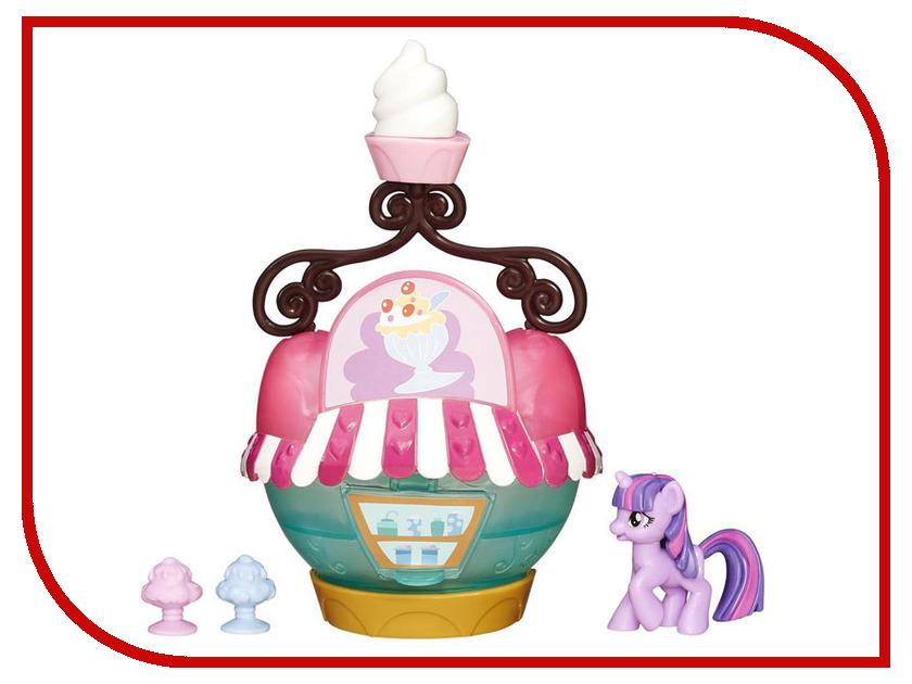 Игрушка Hasbro My Little Pony Коллекционный игровой мини-набор пони B3597 hasbro игровой набор школа кантерлот эквестрия герлз