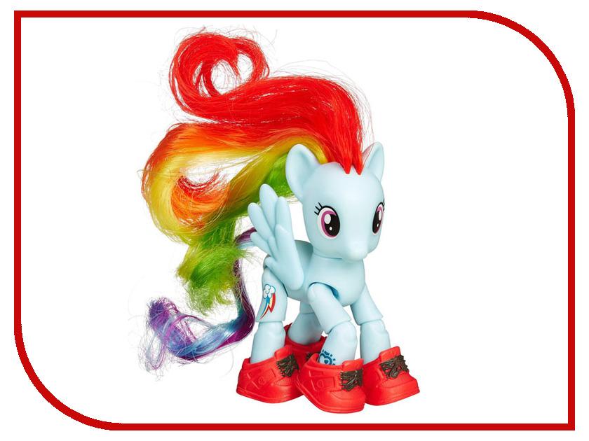 Игрушка Hasbro My Little Pony Фигурка пони с артикуляцией B3598 hasbro my little pony b3598 май литл пони пони с артикуляцией в ассортименте