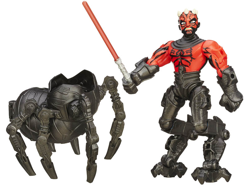 Игрушка Hasbro Star Wars Hero Mashers Делюкс B3666