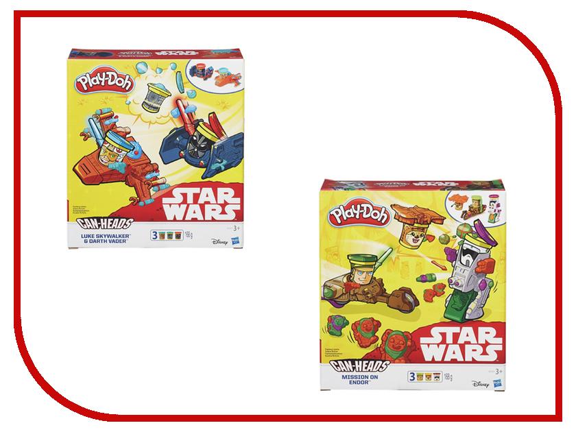 Игрушка Hasbro Play-Doh Звездные Войны B0001
