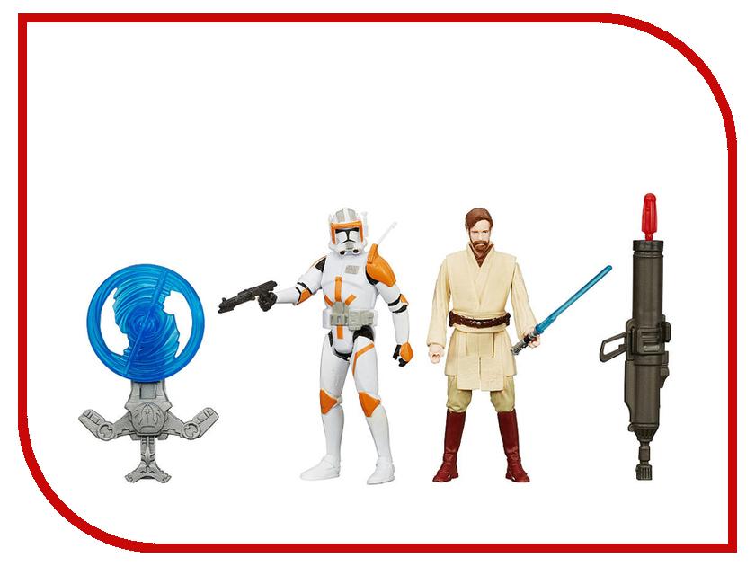 Игрушка Hasbro Звездные войны Игровой набор из 2 фигурок с аксессуарами B3955