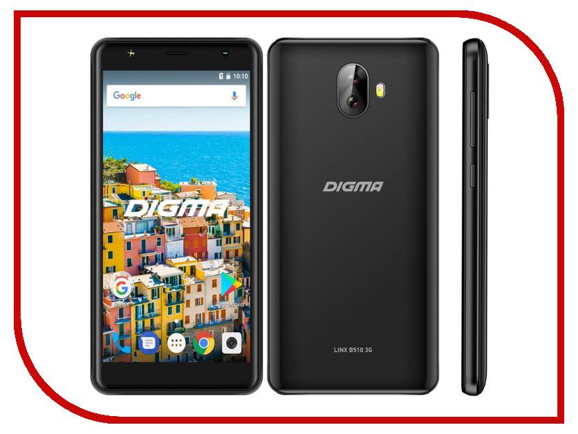 Сотовый телефон Digma LINX B510 3G digma optima 7008 3g