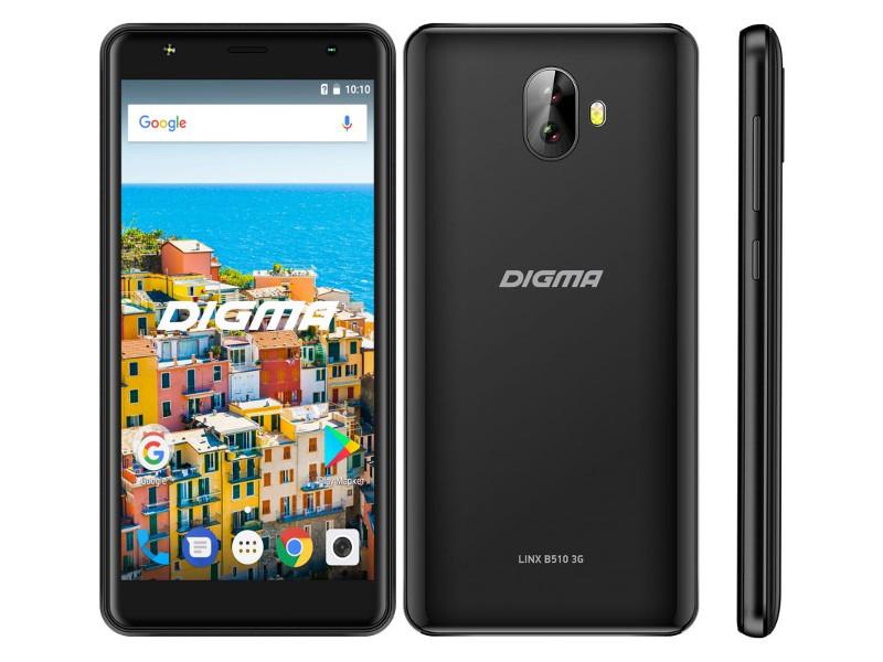 Сотовый телефон Digma LINX B510 3G все цены