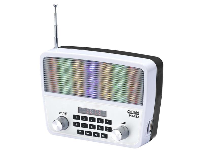 Радиоприемник СИГНАЛ ELECTRONICS РП-232 цена