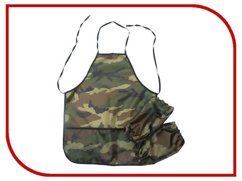 Фартук с нарукавниками ArtSpace ФН_1819 Green Camouflage 179952 рюкзак artspace freedom bdg 16013 257824