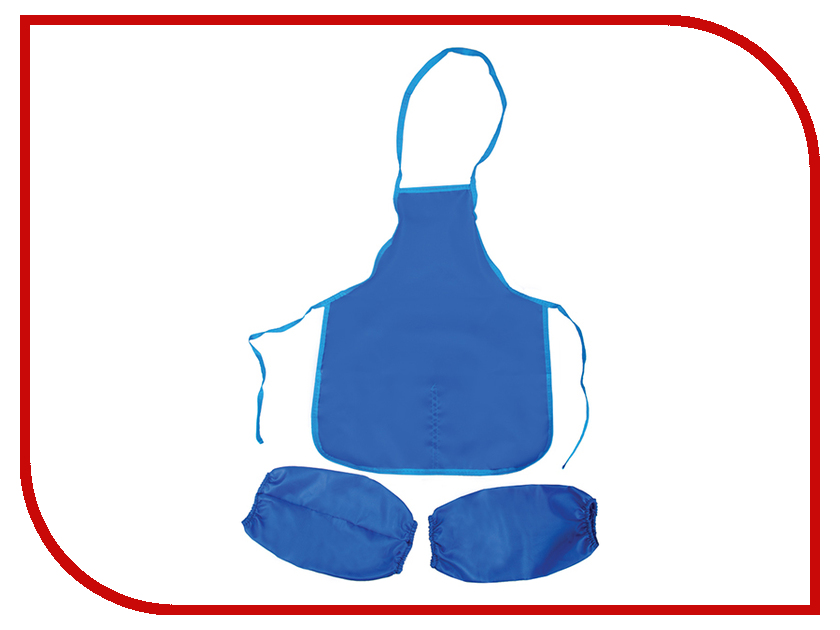 Фартук с нарукавниками ArtSpace ФСН_17716 Blue 254825 рюкзак artspace freedom bdg 16016 257827