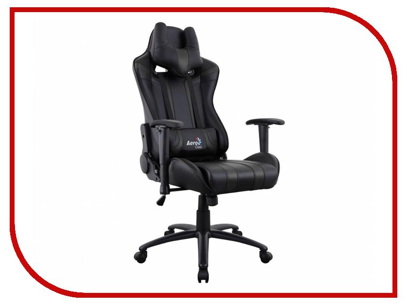 Компьютерное кресло Aerocool AC120 AIR-B Black ac120 rgb b