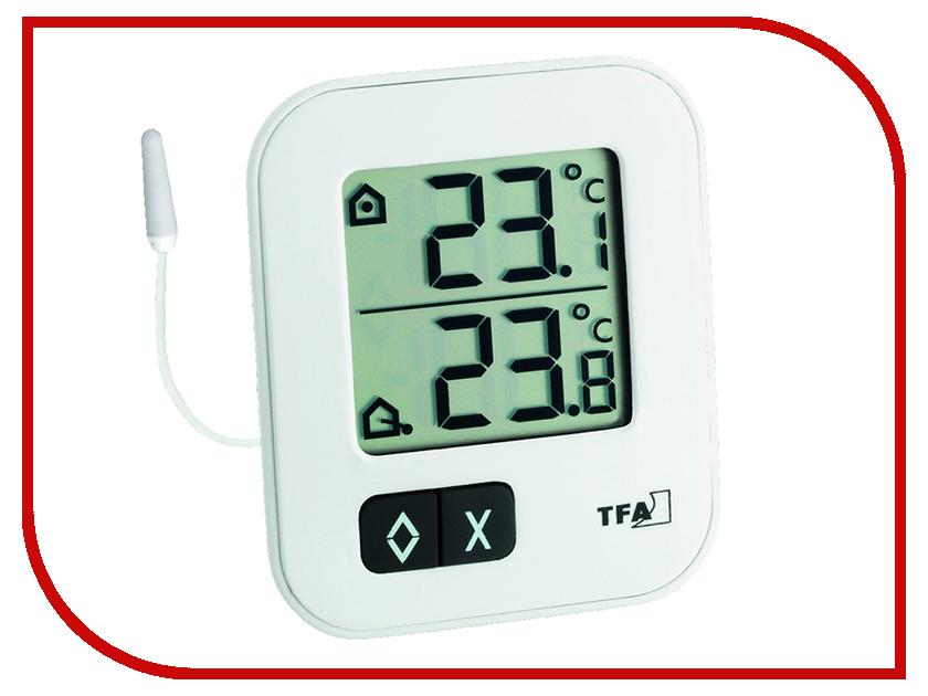 Термометр TFA Moxx 30.1043.02 термометр комнатный tfa 48 1501