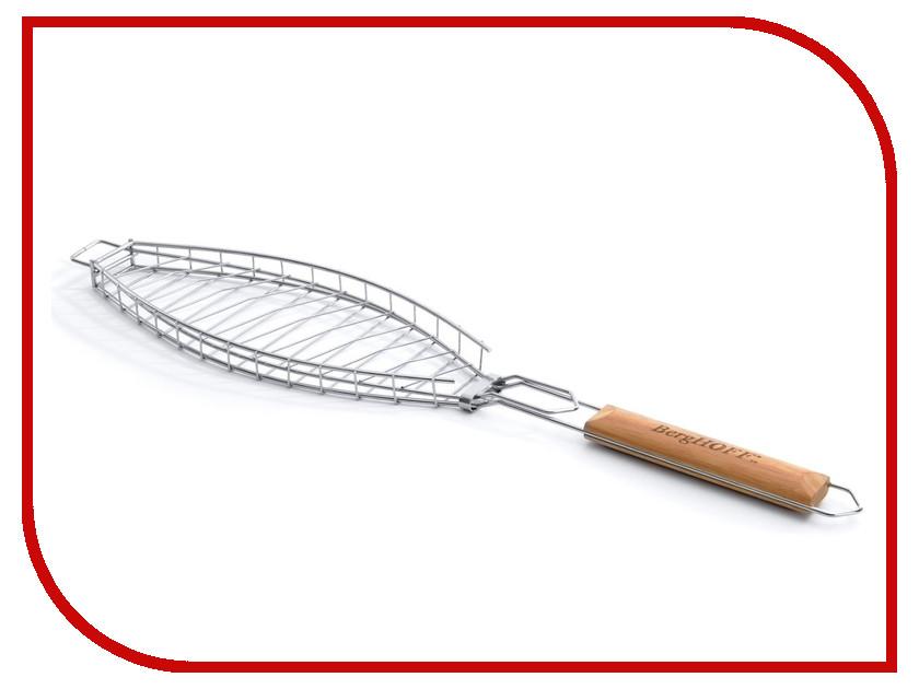 Решетка-гриль Berghoff 67x14.5x2.5cm для рыбы 4490303
