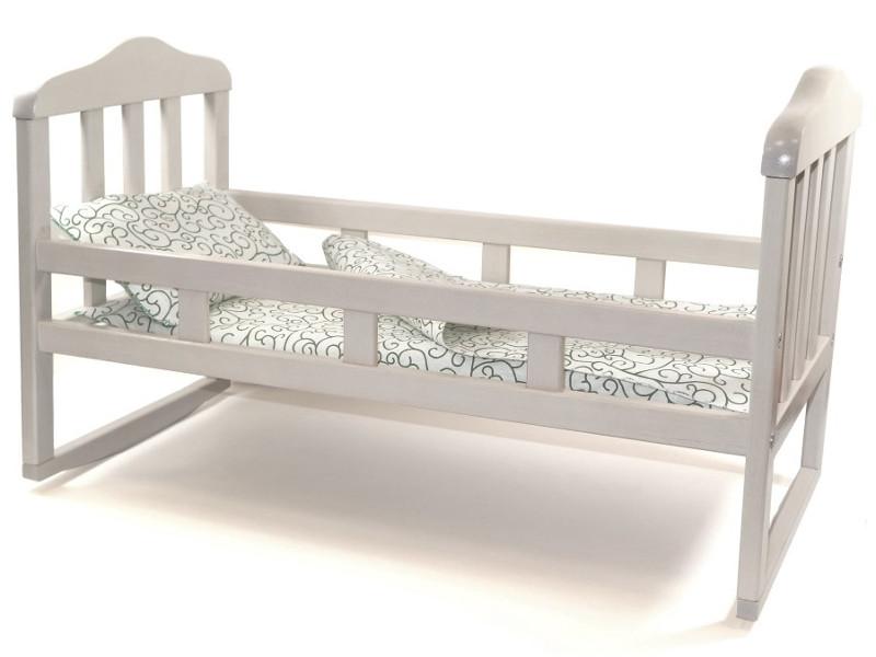 Кроватка для куклы Десятое Королевство 02716
