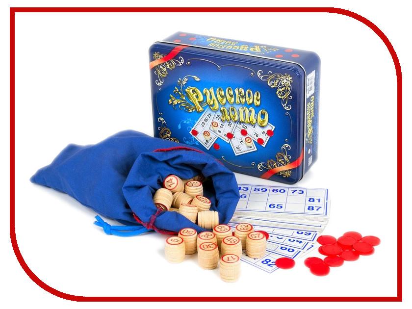 Настольная игра Десятое Королевство Лото Русское 01780 настольная игра десятое королевство лото русские узоры 01770