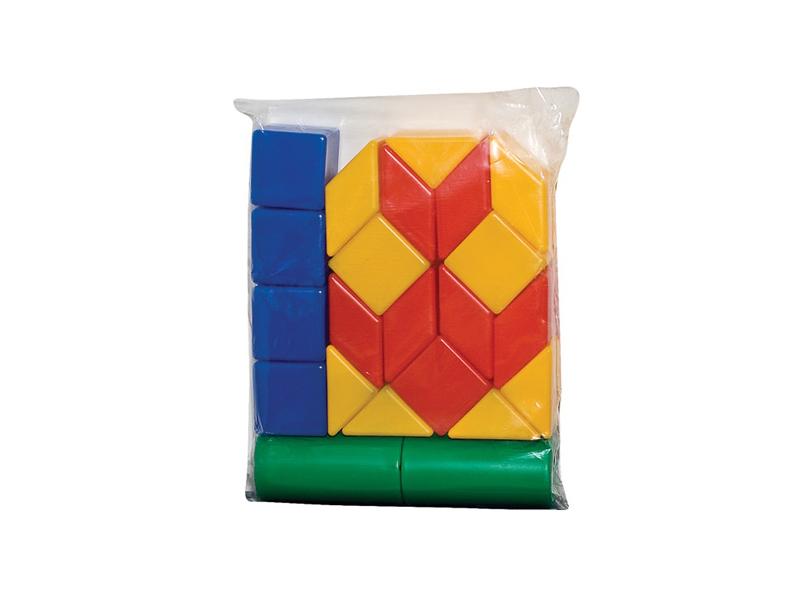 Кубики Десятое Королевство Рыбка 22 эл. 00916