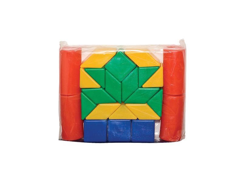 Кубики Десятое Королевство Лягушка 23 эл. 00911