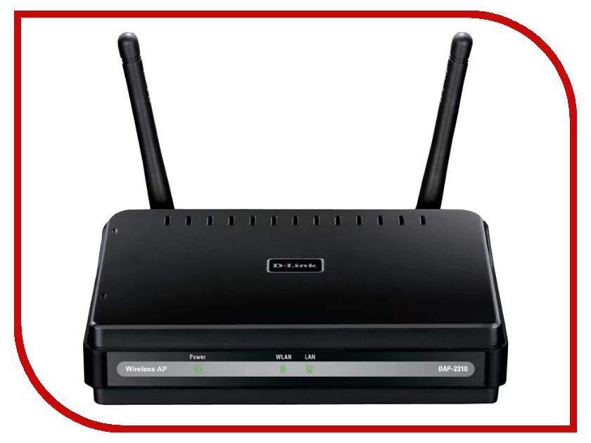 Wi-Fi роутер D-link DAP-2310 snk p0067ps