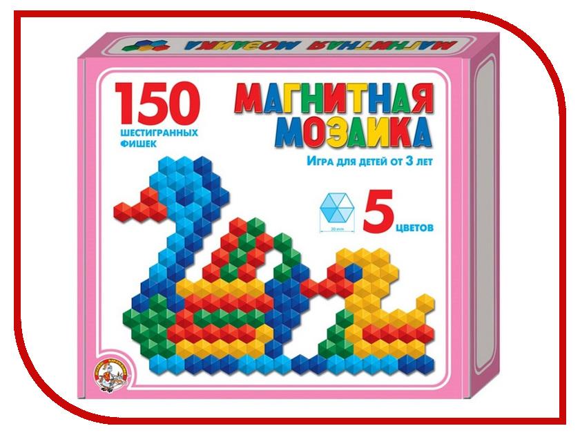 Настольная игра Десятое Королевство Мозаика магнитная 150 эл. 00960 мозаика десятое королевство 02011 динозавры 390 эл 4 поля
