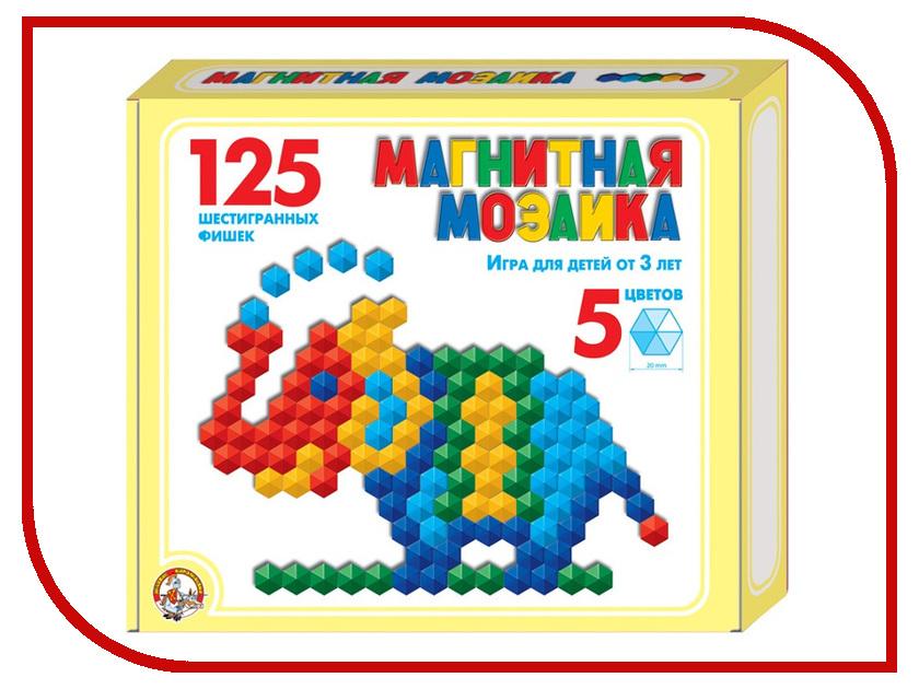 Настольная игра Десятое Королевство Мозаика магнитная 125 эл. 00962