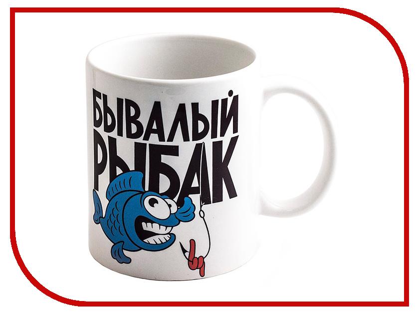 Кружка Эврика Рыбаку Рыбак по призванию 98834