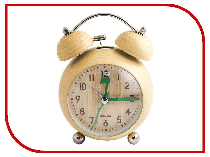 Часы Эврика Дерево 98681 - будильник