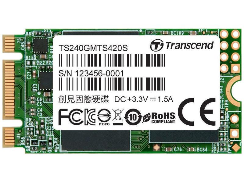Жесткий диск Transcend TS240GMTS420S — MTS420 TS240GMTS420S