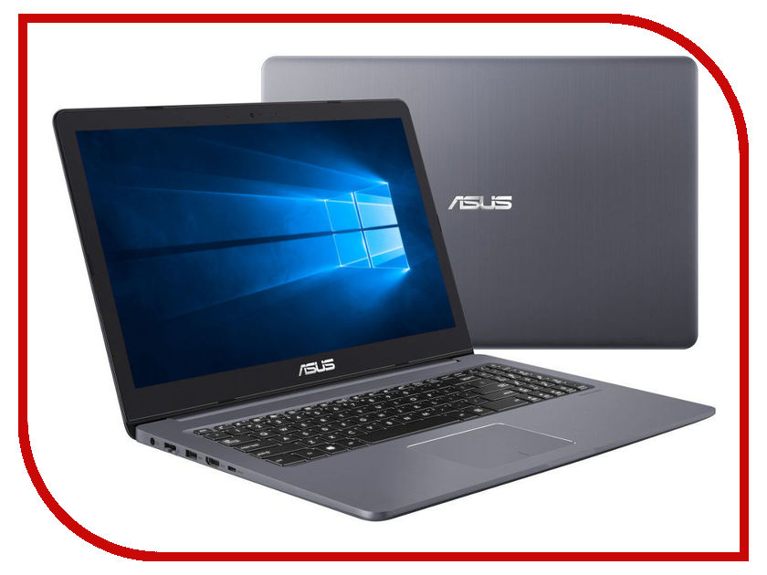 Ноутбук ASUS VivoBook Pro 15 Ultra HD N580VD-FI761T 90NB0FL4-M11990 (Intel Core i5-7300HQ 2.5 GHz/8192Mb/1000Gb + 128Gb SSD/No ODD/nVidia GeForce GTX 1050 4096Mb/Wi-Fi/Bluetooth/Cam/15.6/3840x2160/Windows 10 64-bit) asus vivobook pro 15 n580vd n580vd dm194t