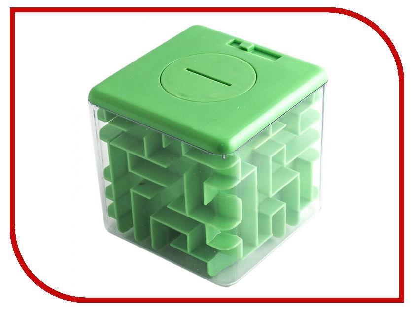 Копилка для денег Эврика Лабиринт 85mm Green 98726 аддиктаболл шар лабиринт малый