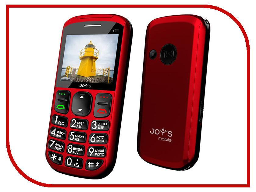 Сотовый телефон Joys S12 Vine Red сотовый телефон jinga joy red