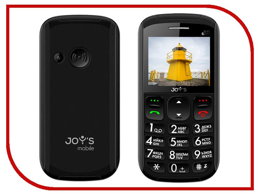 Фото - Сотовый телефон Joys S12 Black проводной и dect телефон foreign products vtech ds6671 3