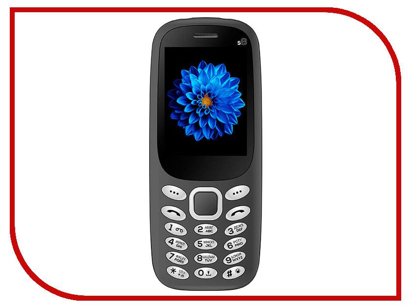 Сотовый телефон Joys S8 DS Charcoal Gray