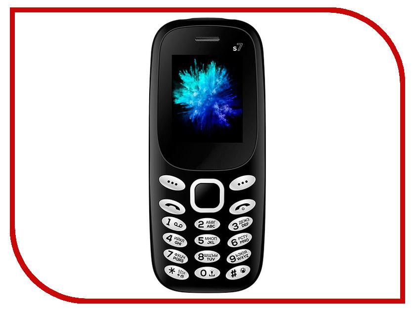 Сотовый телефон Joys S7 DS Black